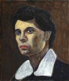 Andrea Salvino, Il buco [John Travolta], 2014