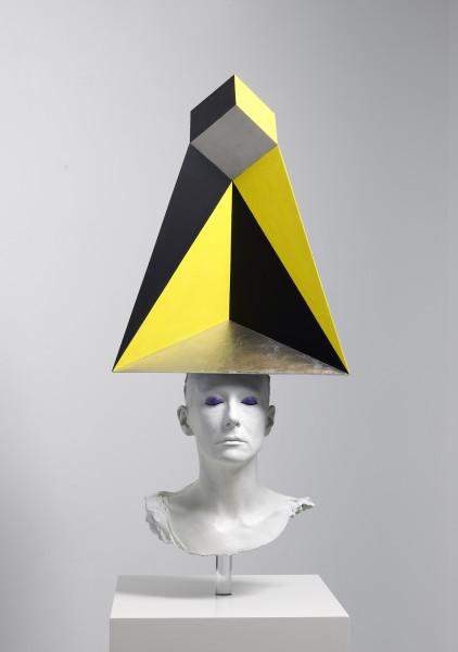 Charles Avery , Untitled ( Tetra Cube ) 2014