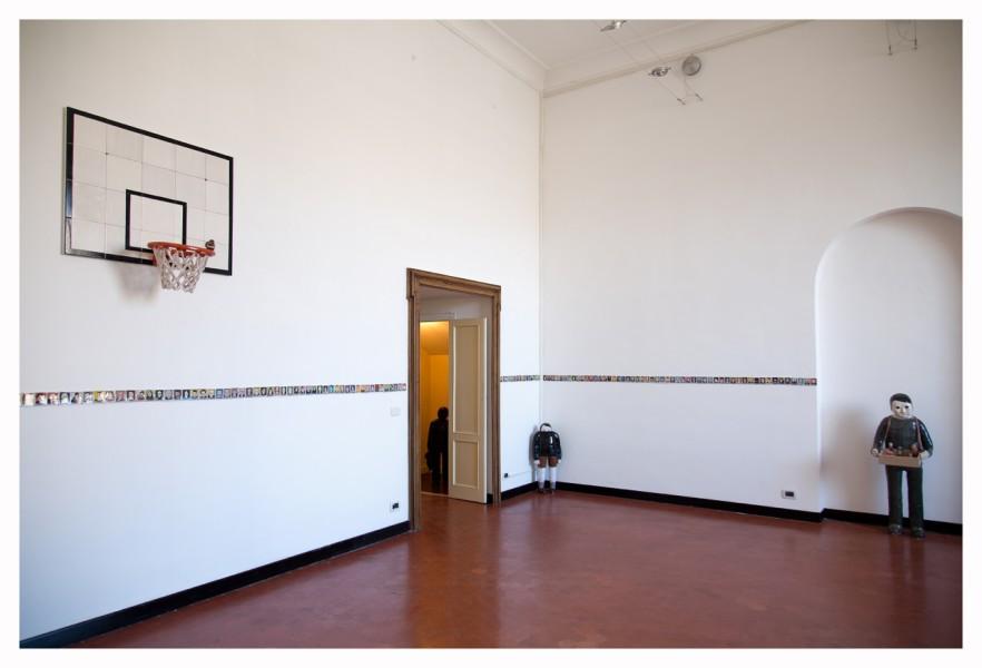 Davide Monaldi, MONALDI, installation view at Studio SALES di Norberto Ruggeri, 6feb2015.d.300dpi.hp