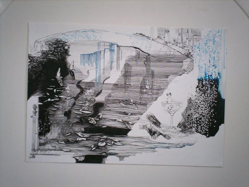 Kerstin Kartscher ,  peoples drink , 2009
