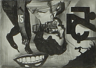 Marcel van Eeden , Untitled , 2012