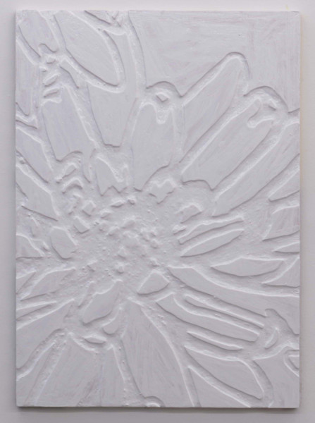 Richard Woods, Painted Daisy No. 3, 2009