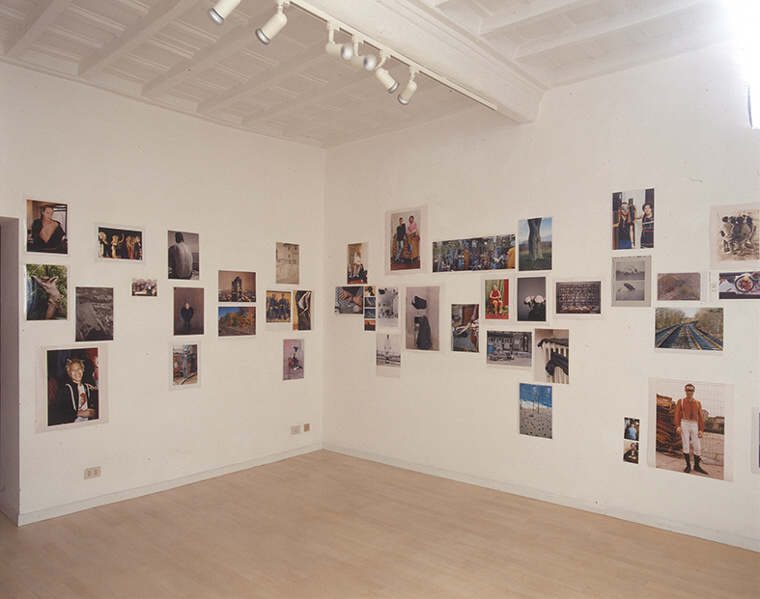 Wolfgang Tillmans, installation view
