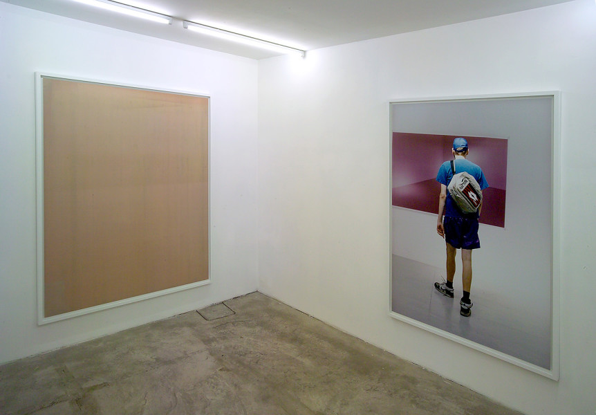 Wolfgang Tillmans, All the Time ,exhibition view