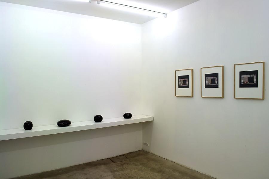 Matti Braun  , Gira , Installation view