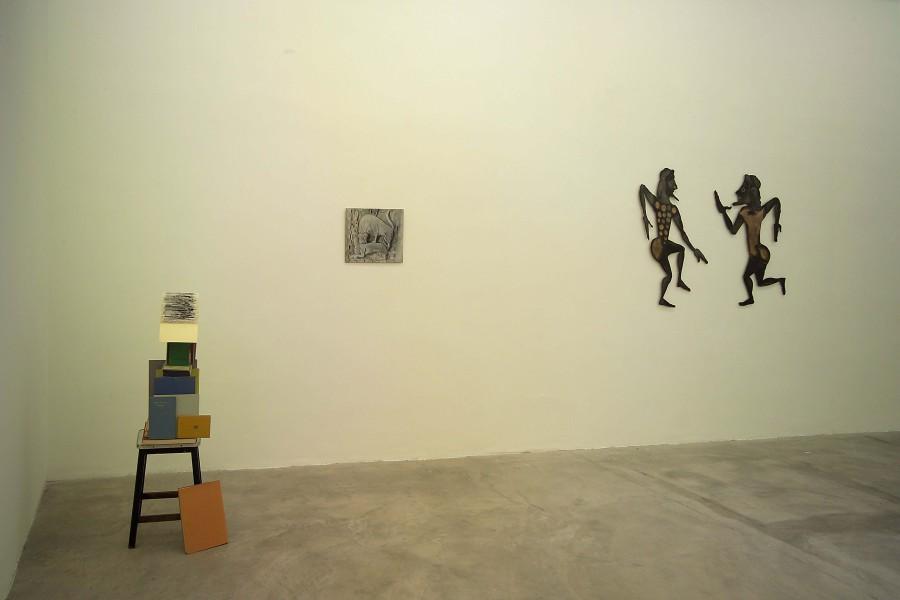 Gitte Schäfer , mostra VOLPAIA , 2008