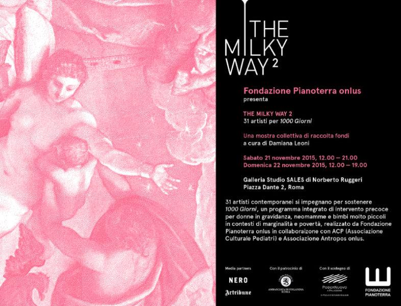 TMW2 @ Studio SALES di Norberto Ruggeri.invito