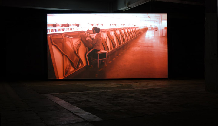 Euan Macdonald, A Place Like This, 2014, single channel HD video