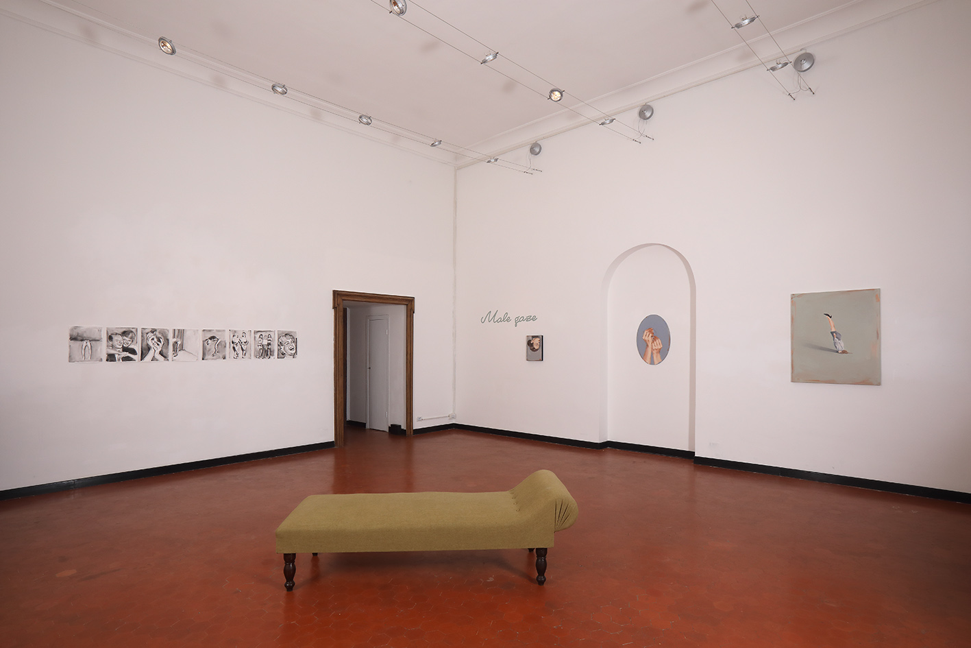 RBA - Male Gaze installation view -2